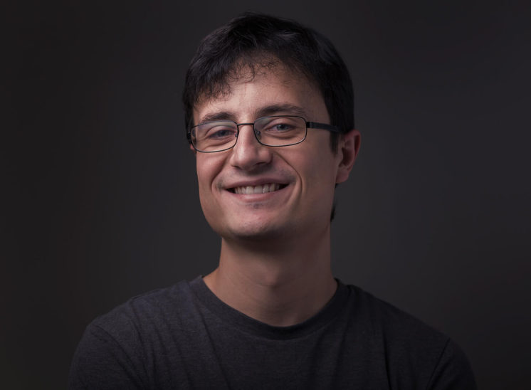 Stefan Dragomir portrait image