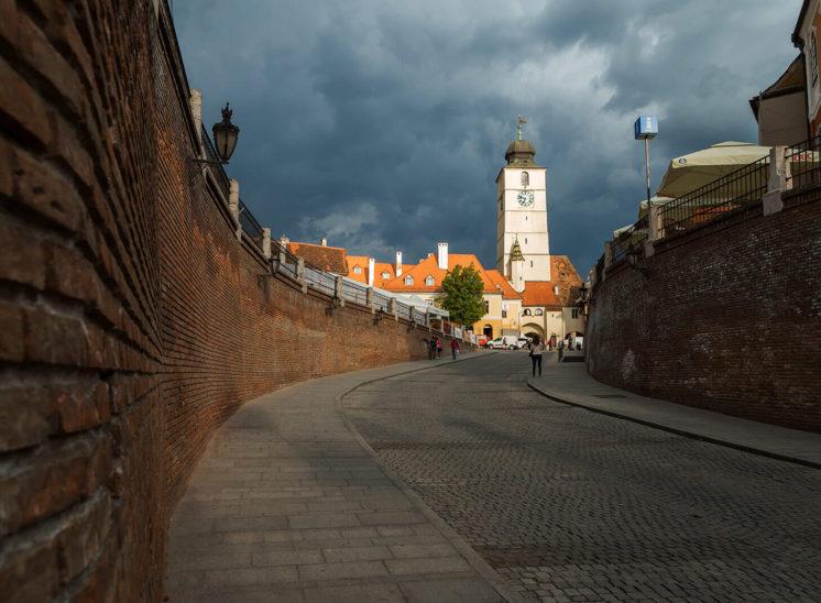 Sibiu small square
